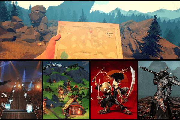 Spiele-Highlights von der E3 2015