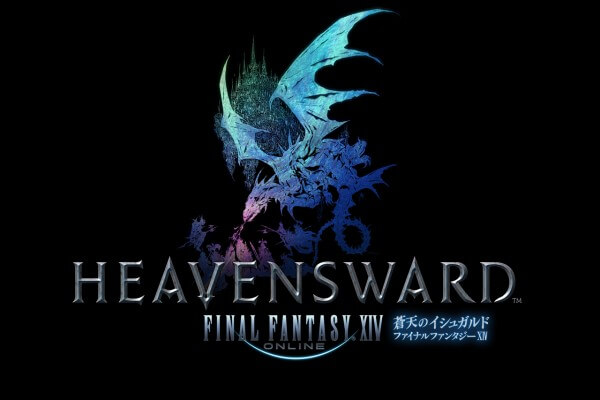 Logo von Final Fantasy XIV: Heavensward (Bildrechte: Square Enix)
