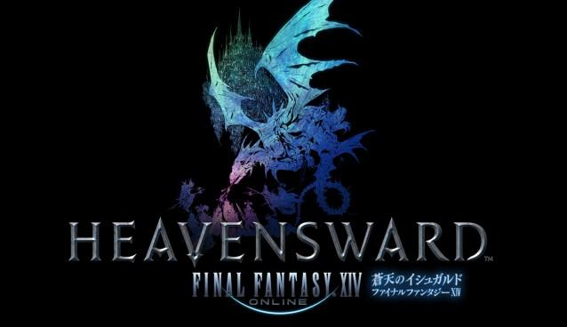 Logo von Final Fantasy XIV: Heavensward (Bildrechte: Square Enix)