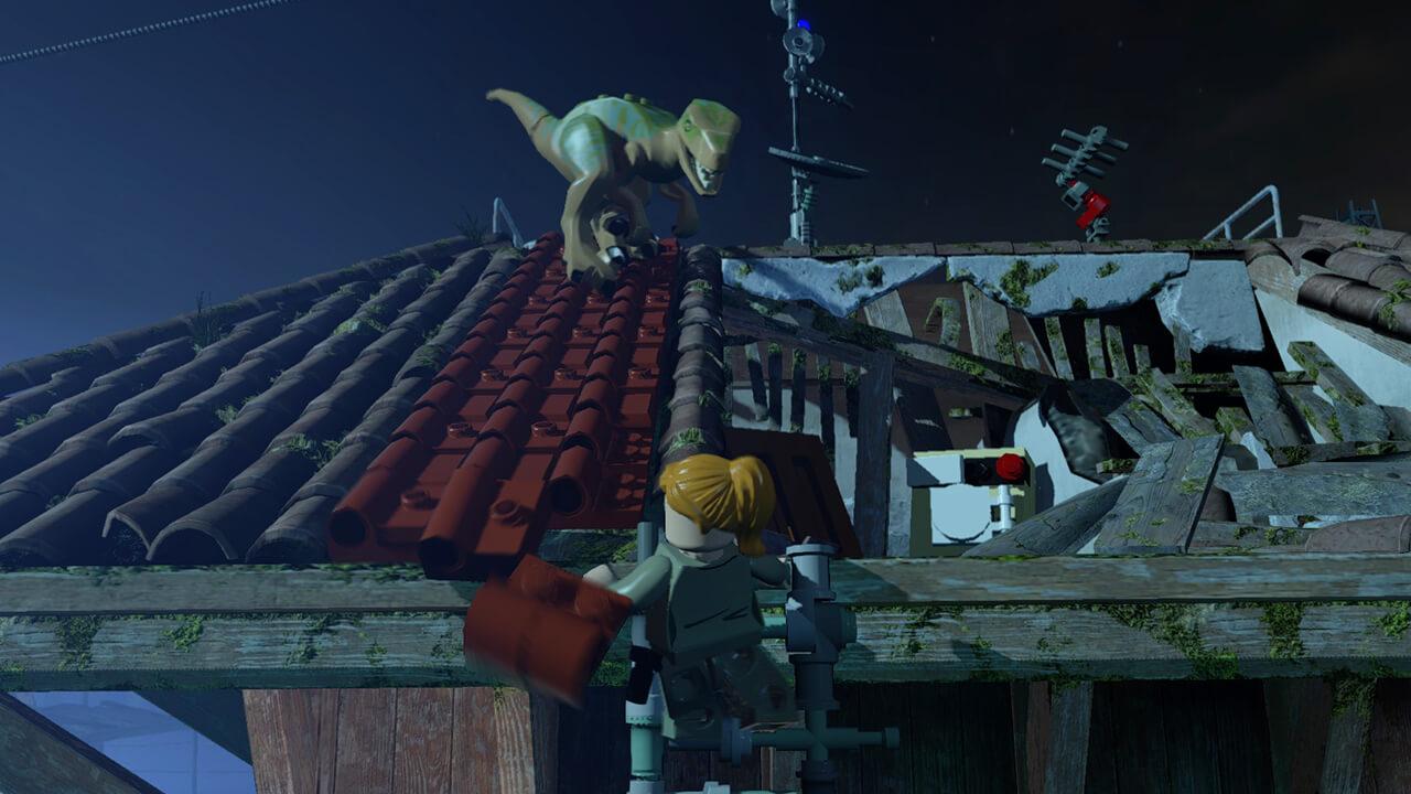 LEGO Jurassic World (Bildrechte: Feral Interactive)