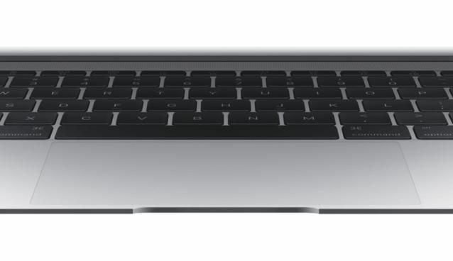 """MacBook 12"""" (Bildrechte: Apple)"""