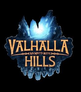 Logo von Valhalla Hills (Bildrechte: Daedalic)