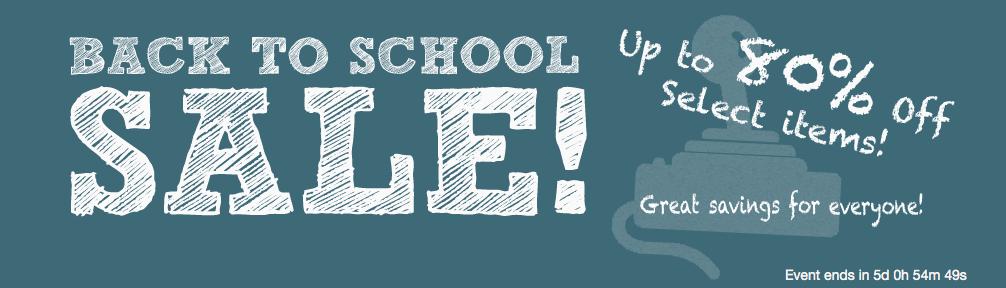 Back-To-The-School-Sale bei MacGameStore (Screenshot: MacGameStore)