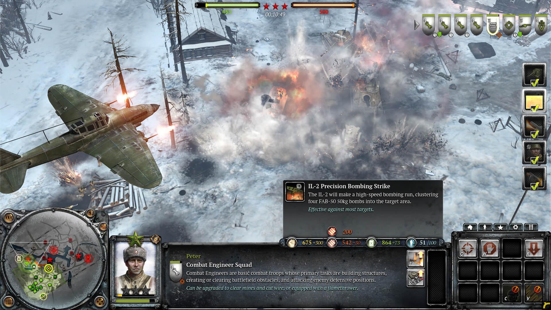 Company of Heroes 2 (Bildrechte: Feral Interactive)