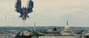 Außerirdische greifen in Form von Videospielfiguren die Erde an (Bildrechte: Sony Pictures Releasing GmbH)