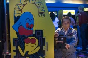 Cameo-Auftritt von Tōru Iwatani (Bildrechte: Sony Pictures Releasing GmbH)