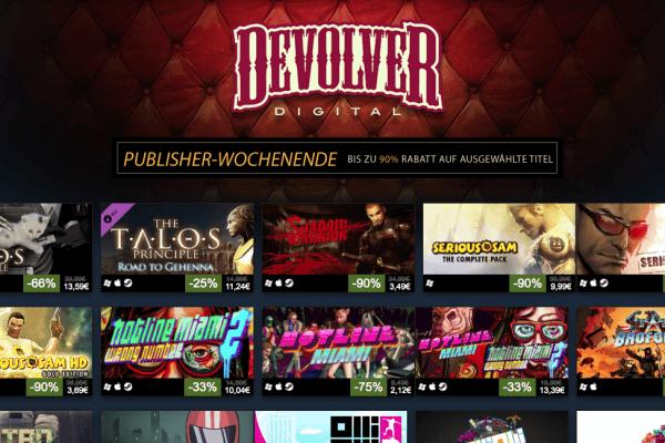 Devolver Digital Publisher Weekend (Screenshot: Steam)