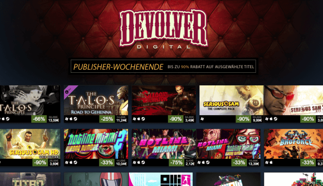 Devolver Digital Publisher Weekend (Screenshot: Steam)