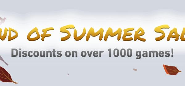 End of Summer Sale im Humble Store (Bildrechte: Humble Store)
