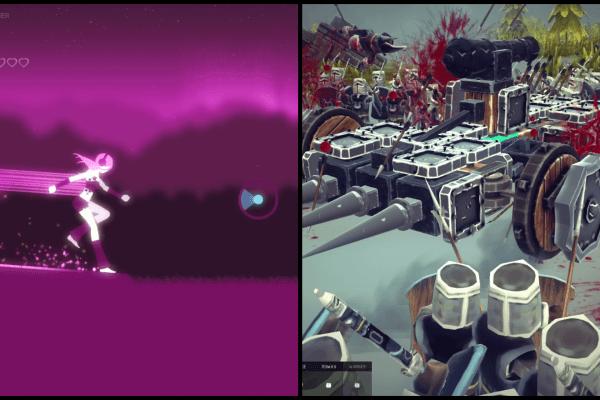 Indie Spotlight 1: Melody's Escape & Besiege