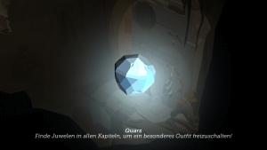 In jedem Level verstecken sich Artefakte, die Boni freischalten (Lara Croft Go)