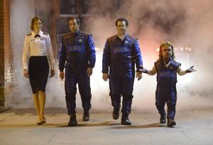 Die Arcaders kommen, um die Welt zu retten (Bildrechte: Sony Pictures Releasing GmbH)