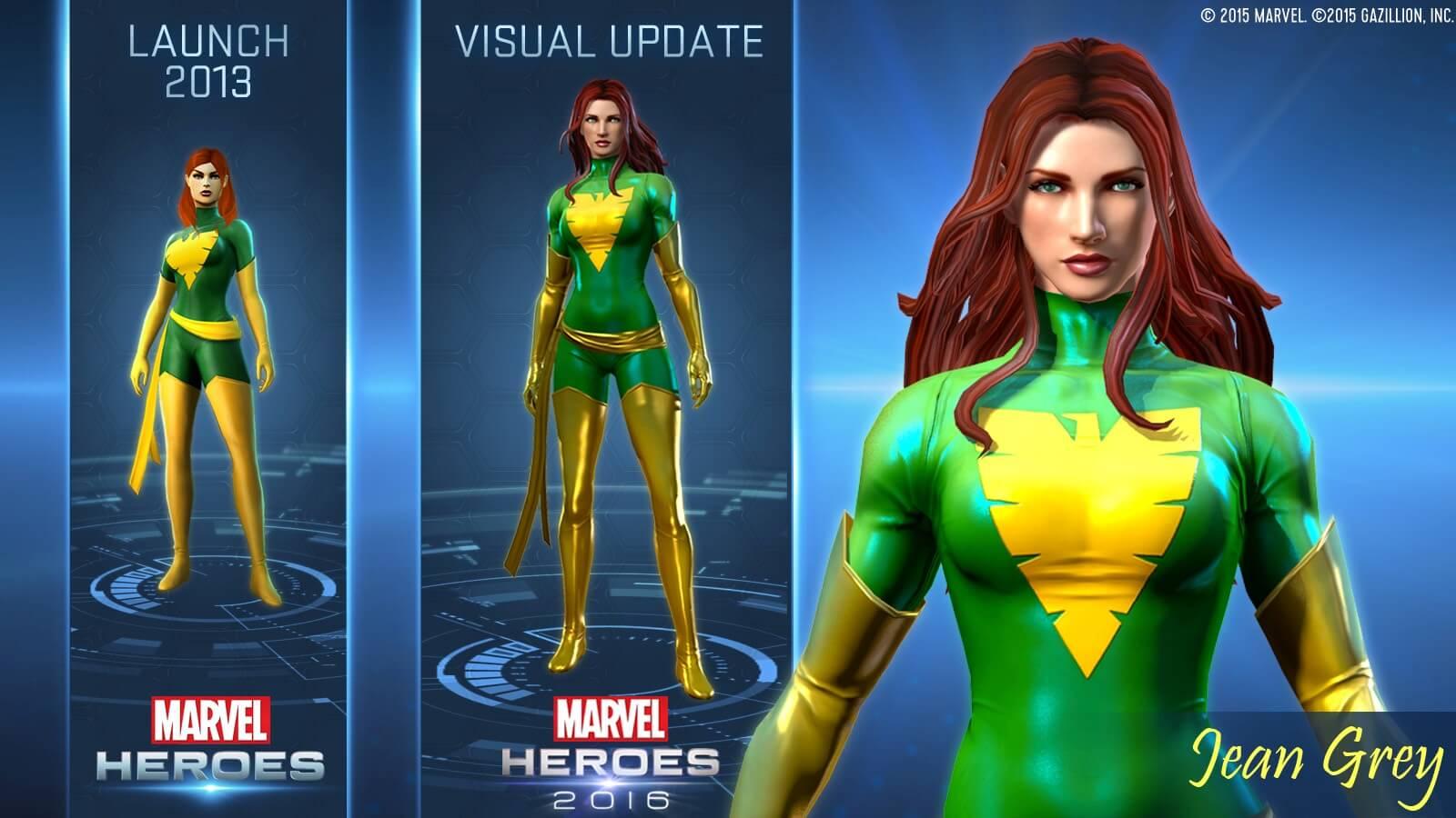 Marvel Heroes 2016 wird richtig schick - Bildrechte bei Gazillion
