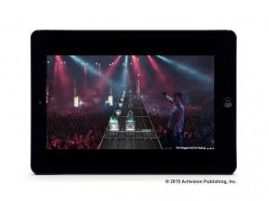 Guitar Hero Live auf dem iPad (Bildrechte: Activision)