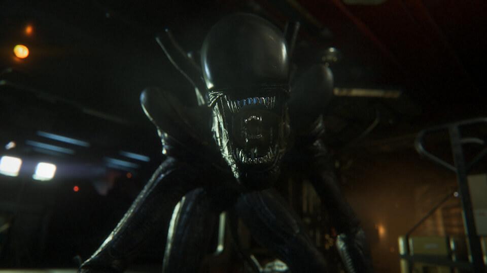 Diesen Screen werden wir öfters sehen: Alien Isolation hat einen gesalzenen Schwierigkeitsgrad (Bildrechte: Feral Interactive).