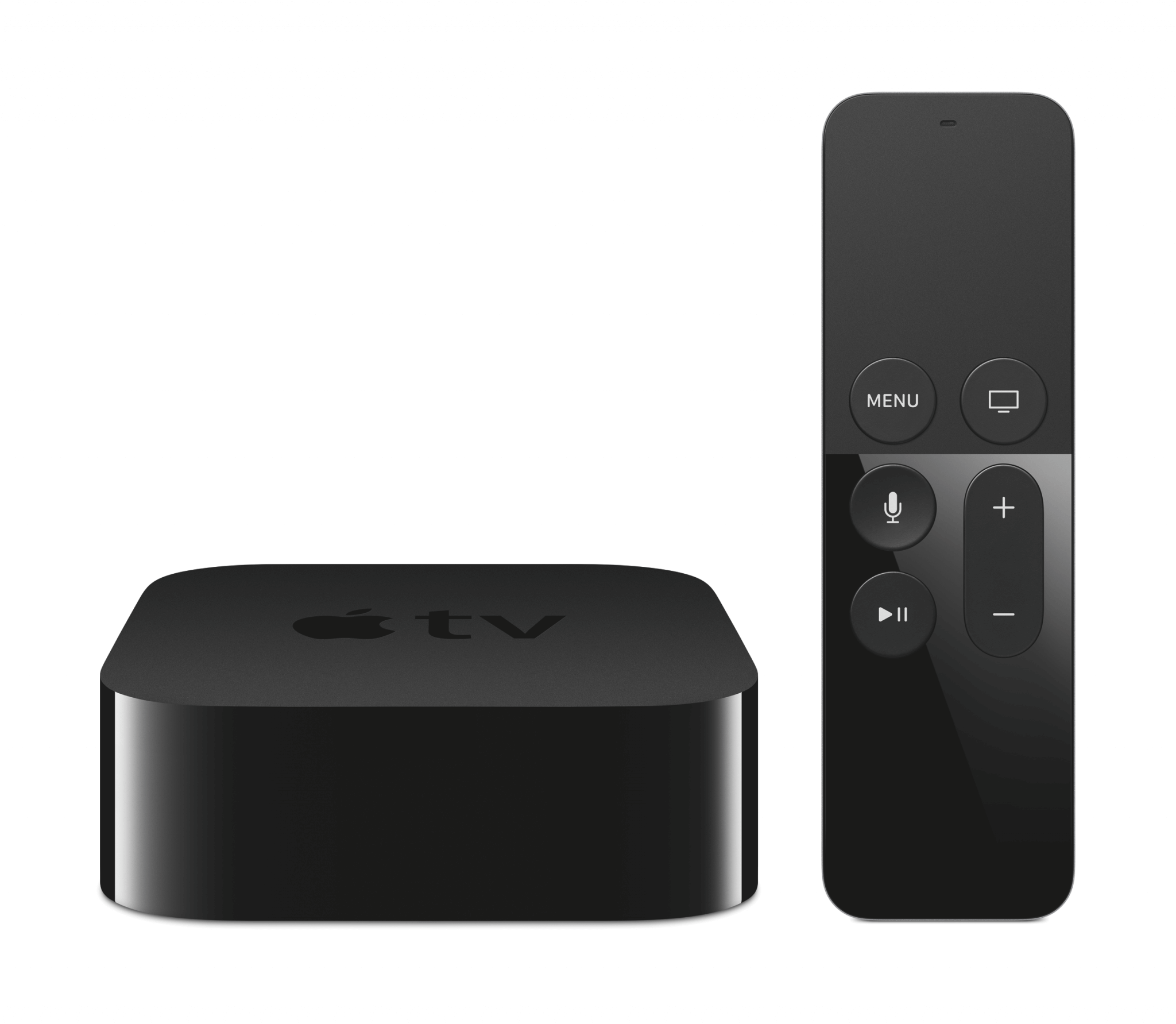 Apple TV 4 mit Siri Remote (Bildrechte: Apple)
