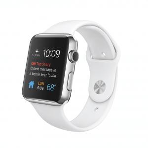 Modulare Uhr auf der Apple Watch (Bildrechte: Apple)