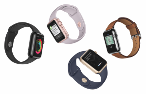 Apple Watch gibt es in vielen Variationen (Bildrechte: Apple)