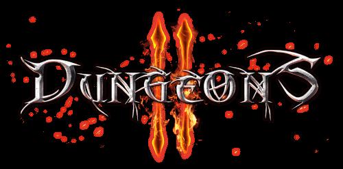 Dungeons II Logo (Bildrechte: Kalypso Media)