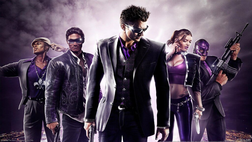 Saints Row Crew
