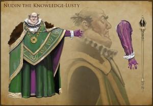Die Zwerge – Artwork: Gandogar (Bildrechte: King Art Games)