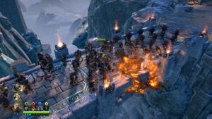 Die Zwerge: Orks rösten (Bildrechte: King Art Games)
