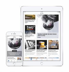 Die News-App von iOS 9 wird es vorerst nicht in Deutschland geben (Bildrechte: Apple)