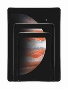 iPad im Größenvergleich: iPad mini 4, iPad Air 2, iPad Pro (Bildrechte: Apple)
