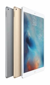 iPad Pro in Spacegrau, Gold und Silber (Bildrechte: Apple)