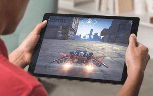 Spiele auf dem iPad Pro (Bildrechte: Apple)