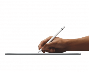 Apple Pencil und iPad Pro (Bildrechte: Apple)