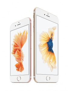 iPhone 6s und iPhone 6s Plus (Bildrechte: Apple)