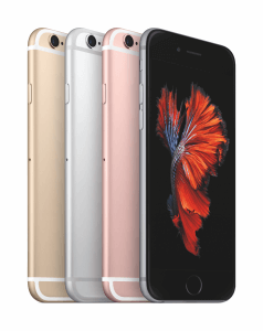 iPhone 6s in Gold, Silber, Roségold und Spacegrau (Bildrechte: Apple)