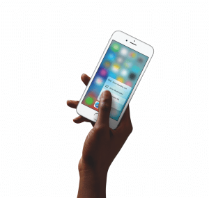 Quick Actions auf dem iPhone 6s (Bildrechte: Apple)