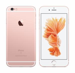 iPhone 6s in Roségold (Bildrechte: Apple)