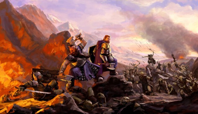 Artwork: Die Zwerge (Bildrechte: King Art Games)