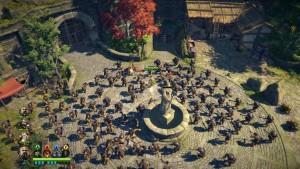 Die Zwerge: Eine Horde Orks (Bildrechte: King Art Games)