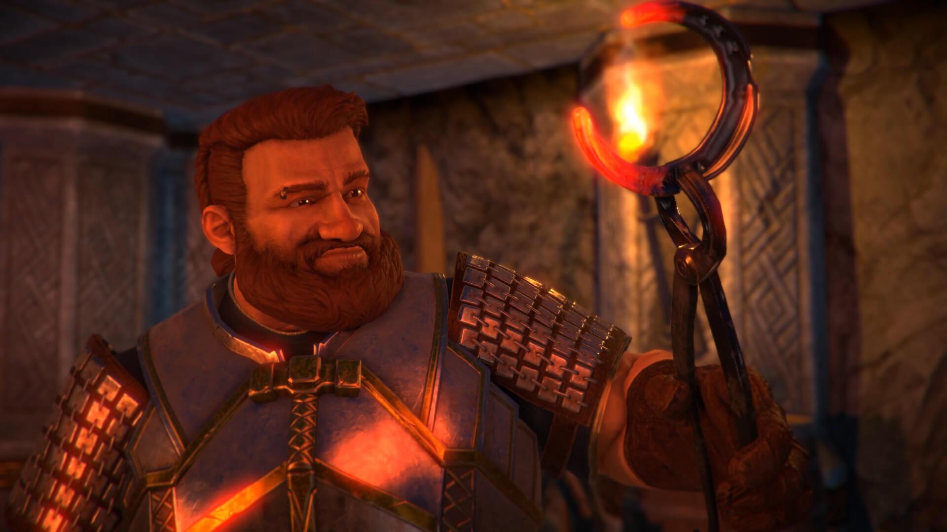 Die Zwerge: Tungdil ist ein guter Schmied (Bildrechte: King Art Games)