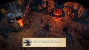 Die Zwerge: In der Schmiede (Bildrechte: King Art Games)
