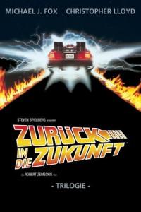 Filmplakat zu Zurück in die Zukunft – Trilogie (Bildrechte: Universal Pictures)