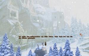 Die Zwergenfeste ist fast komplett verlassen (The Book of Unwritten Tales)