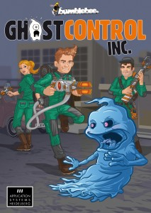 Cover von GhostControl Inc. (Bildrechte: Application Systems Heidelberg)