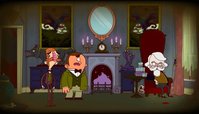 Bertram Fiddle – Episode 1 (Bildrechte: Rumpus Animation)