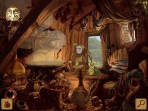 iPad-Version von The Whispered World (Bildrechte: Daedalic Entertainment)