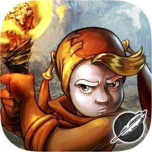 Icon der iPad-Version von The Whispered World (Bildrechte: Daedalic Entertainment)