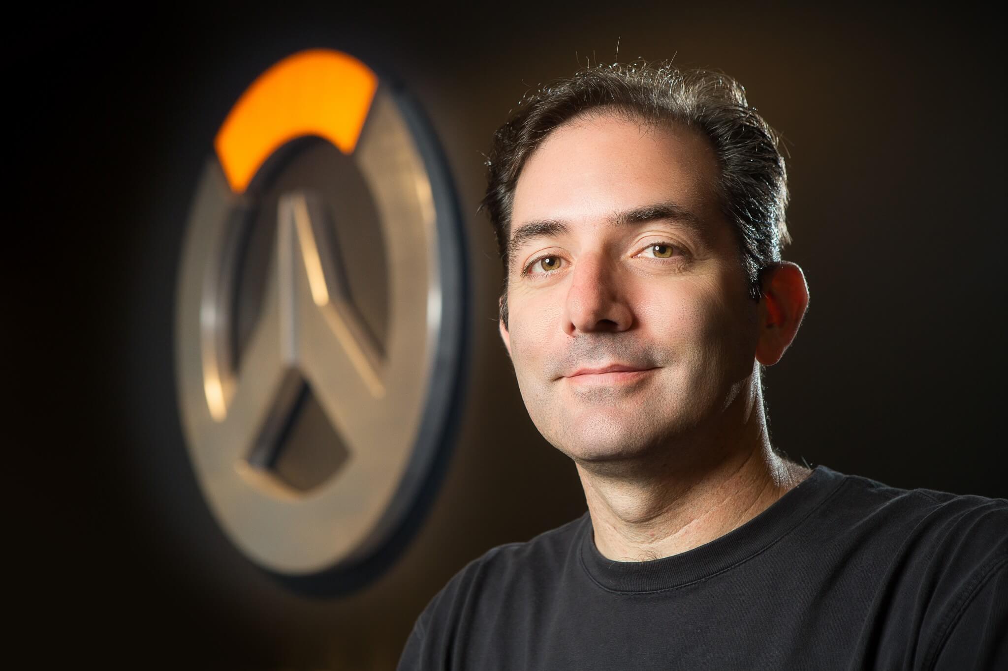 Jeff Kaplan, Chefentwickler bei Blizzard (Bildrechte: Blizzard)