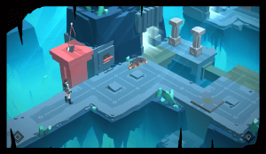 Lara Croft Go: The Shard of Life (Bildrechte: Square Enix)