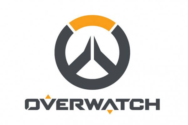 Overwatch-Logo (Bildrechte: Blizzard)