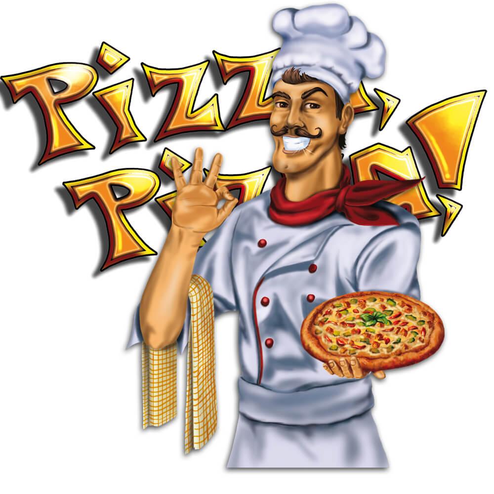 Pizza, Pizza! (Bildrechte: Runesoft)