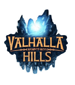 Logo von Valhalla Hills (Bildrechte: Daedalic Entertainment)